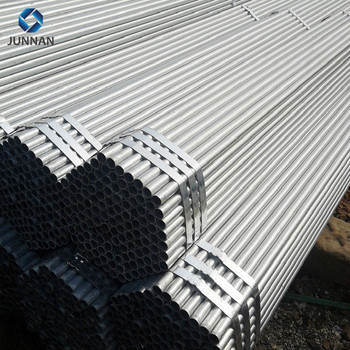 (API 5L X80) galvanised metal tube in china supplier