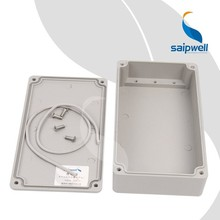 Saipwell SP-AG-FA25-1 165*95*39mm Aluminum IP66 Waterproof CE Electrical Junction Box Wholesale Aluminum Enclosures