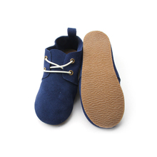 Latest fashion baby shoes soft leather big size kids oxford shoes