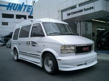 1997 GMC SAFARI VAN LHD JAPANESE USED CAR