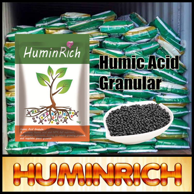 """HuminRich"" Leonardite Fertiliser Organic Grass Potassium Humate For Golf Lawn"