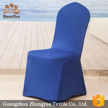 2016 hot selling spandex chair cover banquet chair covers OEM