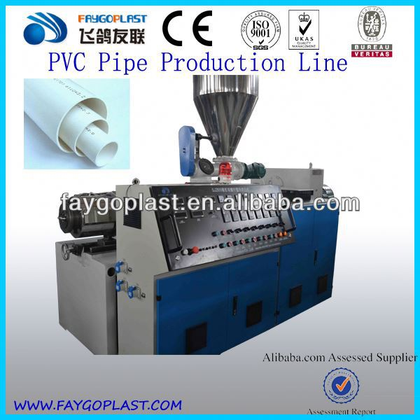 HDPE Pipe Extrusion Line GMP20-1600MM where can you buy pvc pipe