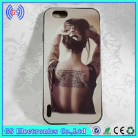 Machine Print Shell Phone, Armor 2 In 1 IMD Sex Girls Mobile Phone Case For Iphone 6 Plus