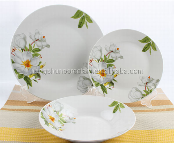 18pcs thailand dinner set/halloween dinnerware