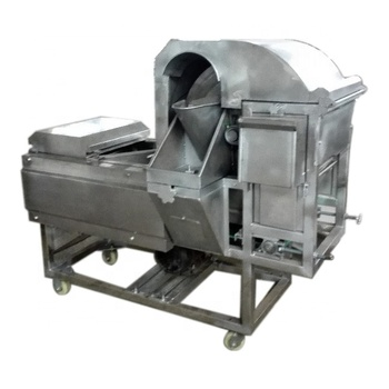High efficiency good quality cassava chips cutting machine