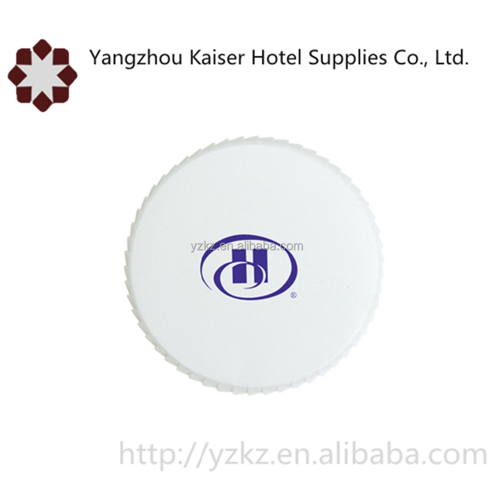 white paper cup lid cover for glass