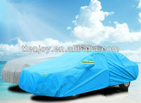 high quality Pu/PA coated waterproof taffeta car cover fabric