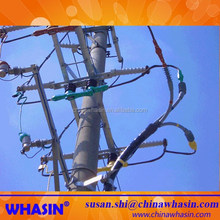 66kV 110kV 138kV Rigid/Soft Dry Outdoor Terminal for High-voltage Overhead Lines and Cable Connections of 66kV to 500kV