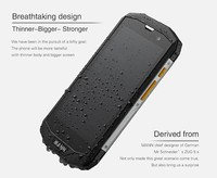 china manufacturer 5.0 inch OEM outdoor rugged phones