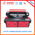 Large scale laser metal and nonmetal cutting machine