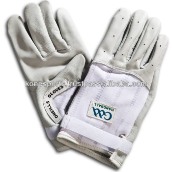 GAA Handball gloves made of leather
