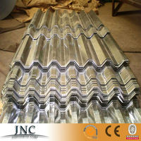 China supplier corrugated plastic sheet/zinc coated roofing metal/corrugated iron price