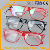 Bright Vision 0120 mixed wholesale plastic cheap glasses frames