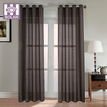 Alibaba 100% polyester dubai blackout fabric hotel home used curtains