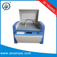 Portable series insulation oil dielectric loss tester