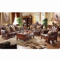 wooden frame drawing living room sofa sets
