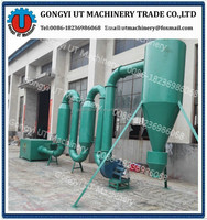 Large Capacity and Excellent Pipe line type Sawdust air flow dryer/ Rotary Dryer price