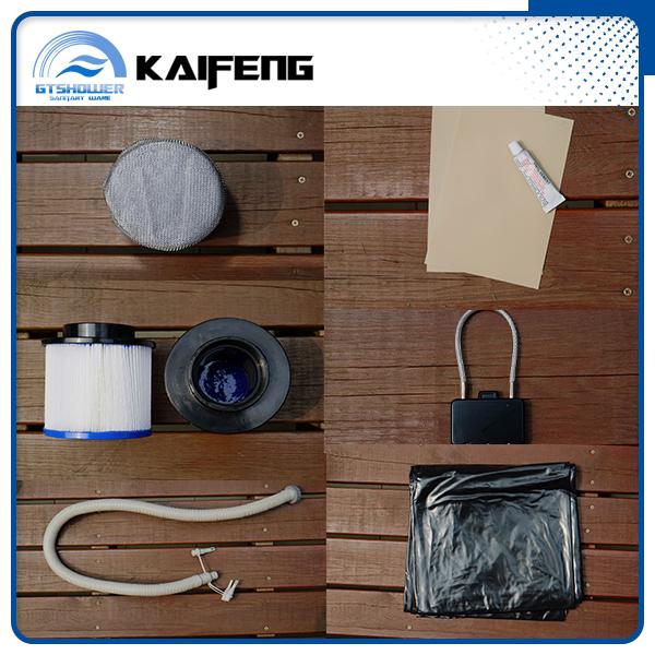 Di plastica portatile esterno vasca da bagno spa vasce id prodotto 60128336294 - Bagno portatile ...