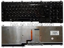 Brand New Original Replacement Keyboard For Toshiba Satellite SAT L582 F501 G501 G50 A500 P505 L582 Laptop Keyboard