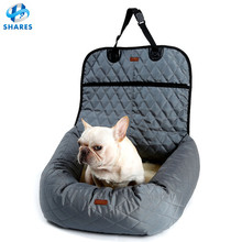 Pet Accessories 2016 Dog pet Car carrier bed and seat cover ,Waterproof Pet Car Seat Cover Dog Bed For Car