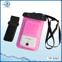 High quality waterproof shell for iphone 5 armband case cover