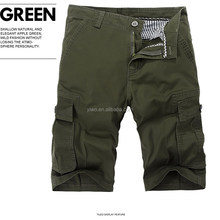 2015 Classic Style Mens Bermuda- Cargo Shorts