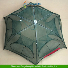 Cage Crab fishing net Crayfish Lobster Shrimp Prawn Eel Live Trap Net Bait Fishing Pot Cage