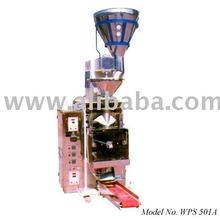 Collar type machine with auger
