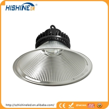 100w 150w 200w dimmable led high bay light UFO with 60 90 120 degree refletor