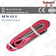 one way manufacturer webbing sling with competitive price