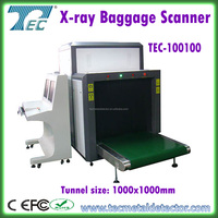 Security inspection access control x-ray machine, x ray luggage baggage scanner screening machine TEC-100100