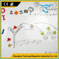 Competitive price quality Assurance magnetic writing board with dry eraser