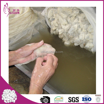 Factory wholesale 100% Natural Handmade long mulberry silk batting