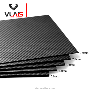 Carbon fiber sheet manufacturer 3K Carbon Fiber Mechanical Parts quadcopter parts