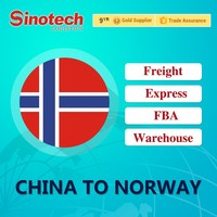 Excellent Air Freight Air cargo shipping company China to Norway