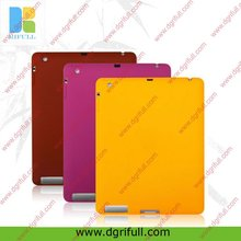 Multi-color silicone carry case handle for ipad