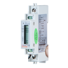 single-phase RS485 modbus din rail digital ac energy <strong>meter</strong> with multi-parameter metering