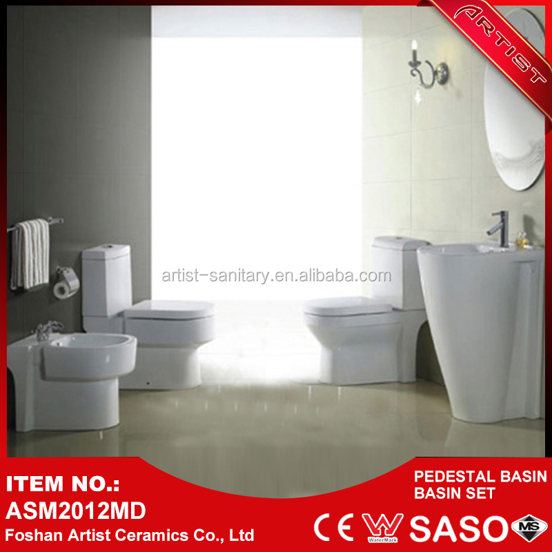 Bulk Buy From China Sanitary Ware Combination One Piece Toilet With Sink