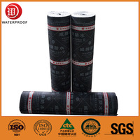 3mm 4mm sbs Asphalt waterproof roofing sheet
