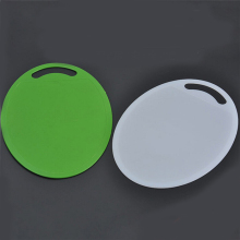 round plastic chopping board vegetable cutting board with holes