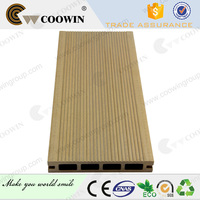 COOWIN high quality wood plastic composite decking