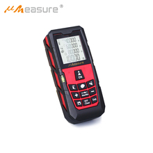 Best selling cheap 40m laser distance meter laser tape measure