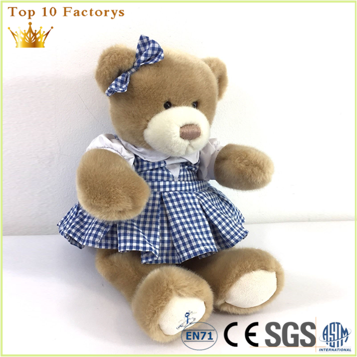 Alibaba golden supplier build a bear unstuffed 60 cm teddy bear skin
