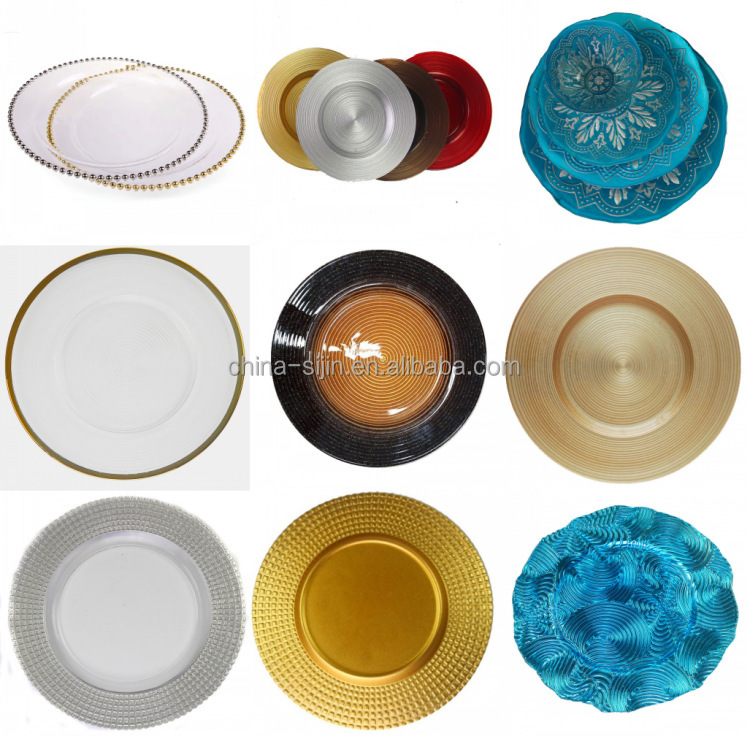 Guangzhou Wholesale special design glassware fruit plate for hotel restaurant wedding use