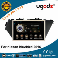 RK PX3 car gauge platform car gps for nissan bluebird 2016 new radio with CE Emark Certificates