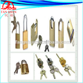 OEM Factory Wholesale various size brass pad lock production line