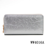Trendy High Quality PU Leather Wallet For Women Manufacturer Supply Low Price Fashion Lady Purse