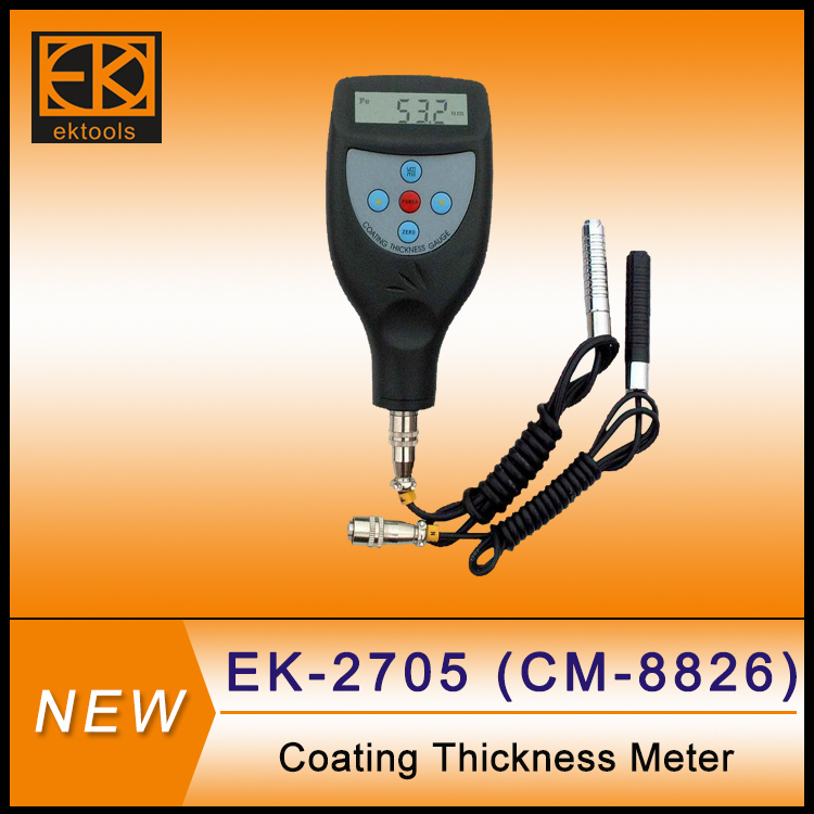 digital elcometer coating thickness gauge