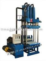 Four Column Hydraulic Moulding Machine for Thermoplastic